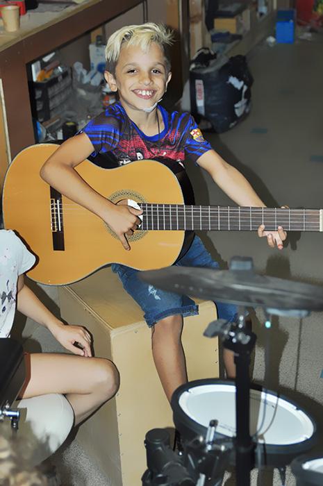 atelier musique enfants